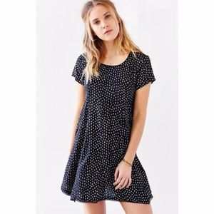 Silence and noise Witchy T dress